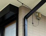 屋根の付帯部分のリフォーム