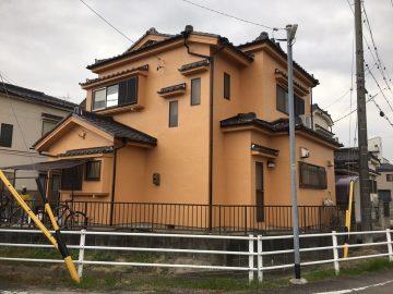 小松様邸 外壁塗装屋根瓦、漆喰補修完工_181202_0002