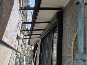 LINE_ALBUM_古田様邸軒天、下塗り、上塗りです。_211015_0